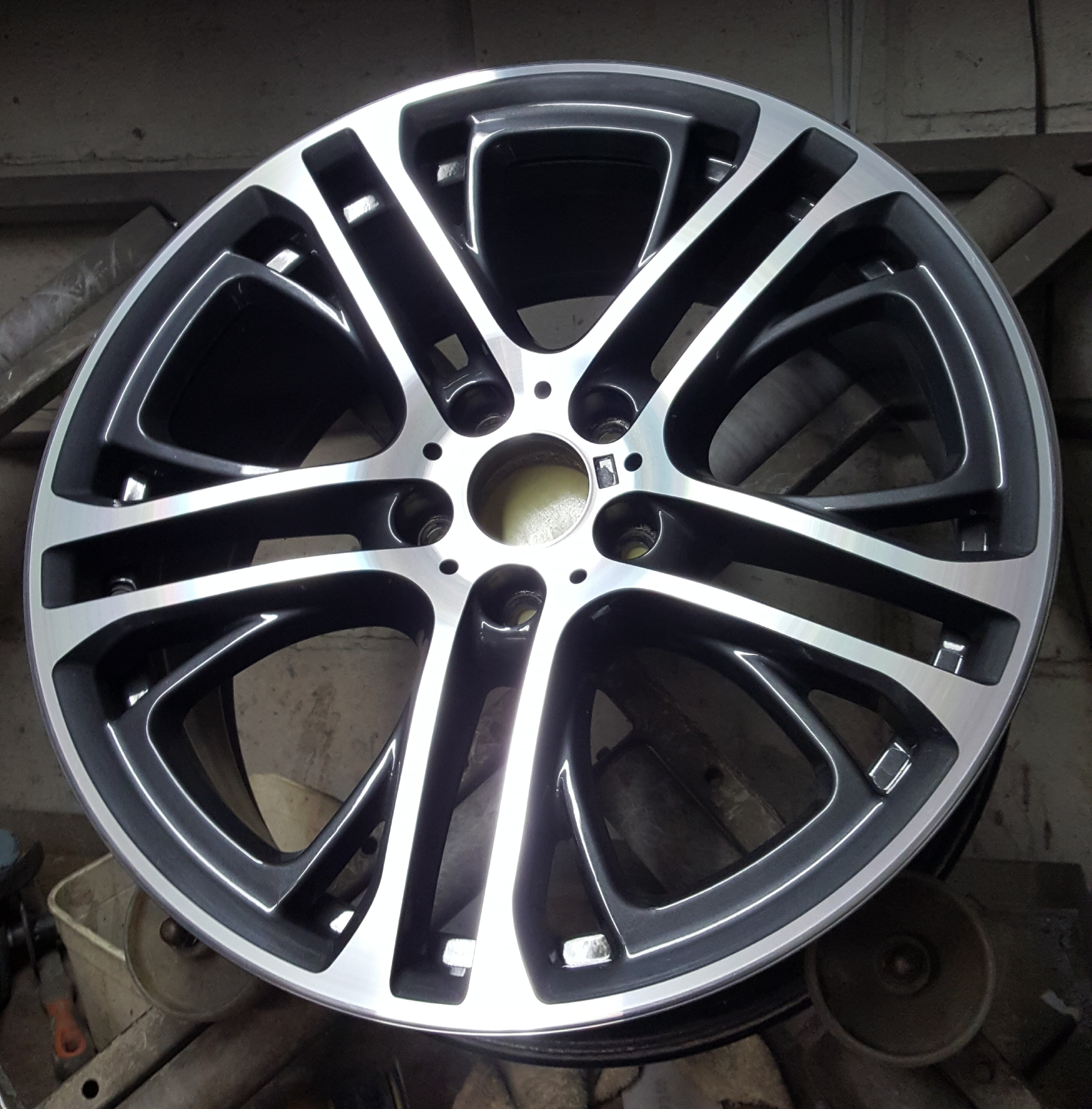 Diamond Cut Wheels Alloy Care Centre Alloy Wheel